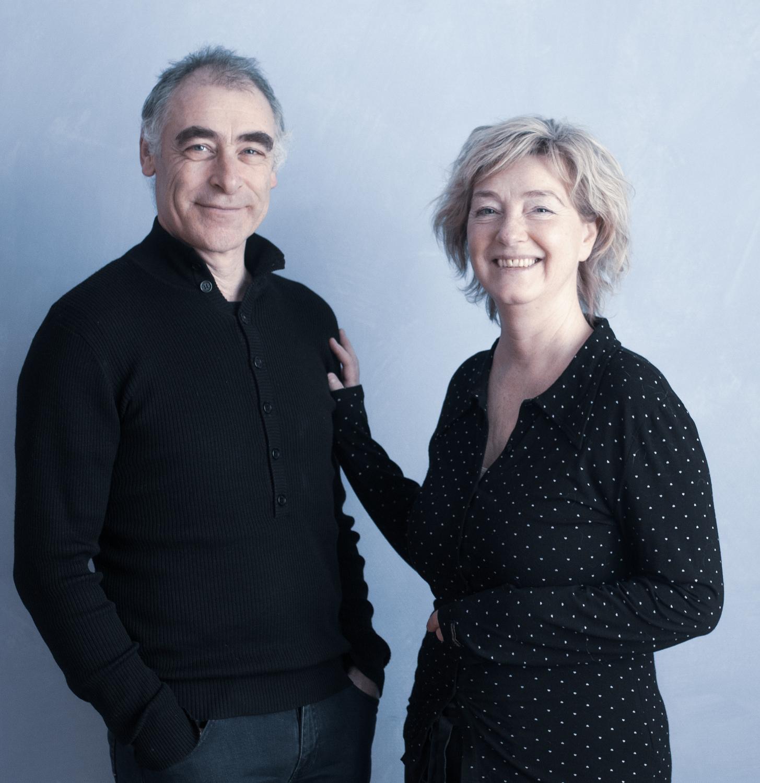 Martin og Rikke loeb fra Stenstruplund kursuscenter