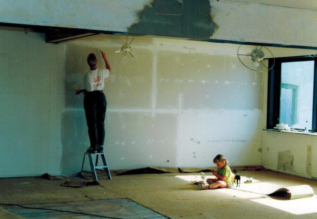 mor og barn havde tarvlt på kursuscenter på fyn for 20 år siden